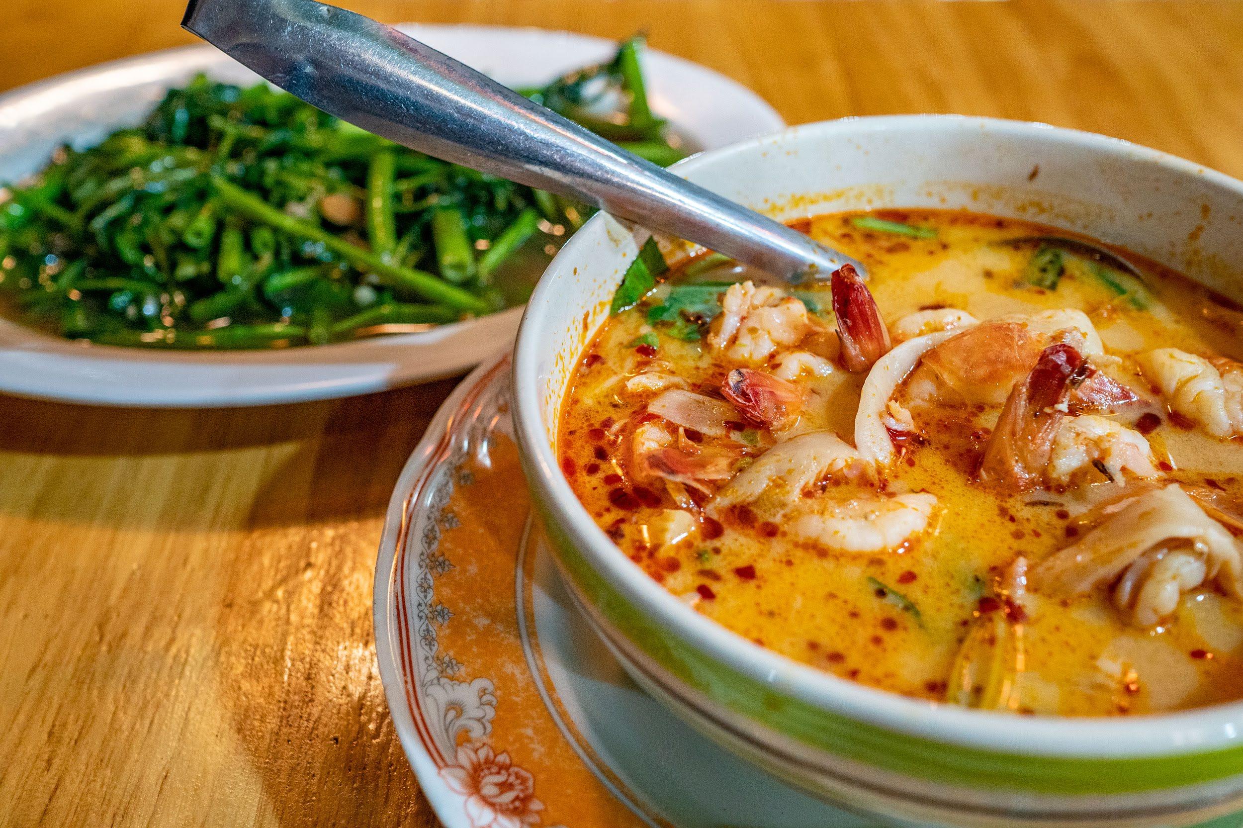 TheGolfretreat_Thailand_food