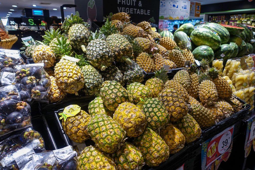 タイのスーパーマーケットの写真① by the golf retreat