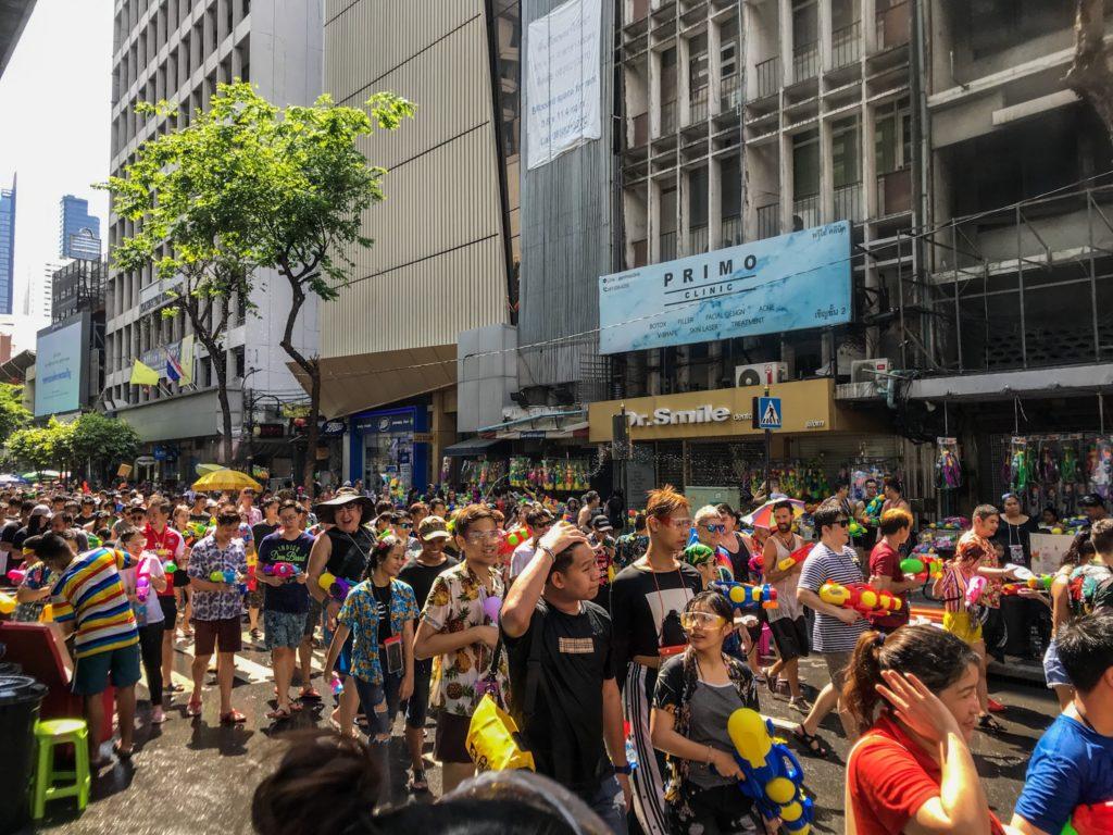 タイ旧正月のお祭り「ソンクラーン」 ⑦by ゴルフリトリート