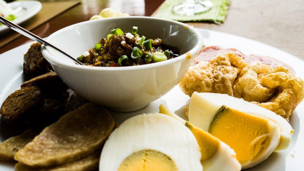 チェンマイの伝統料理